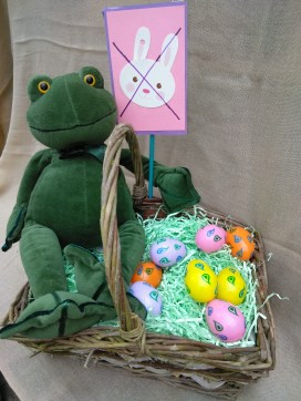 EasterFrog